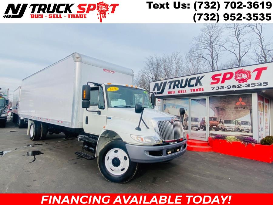Used 2015 INTERNATIONAL 4300 in South Amboy, New Jersey | NJ Truck Spot. South Amboy, New Jersey