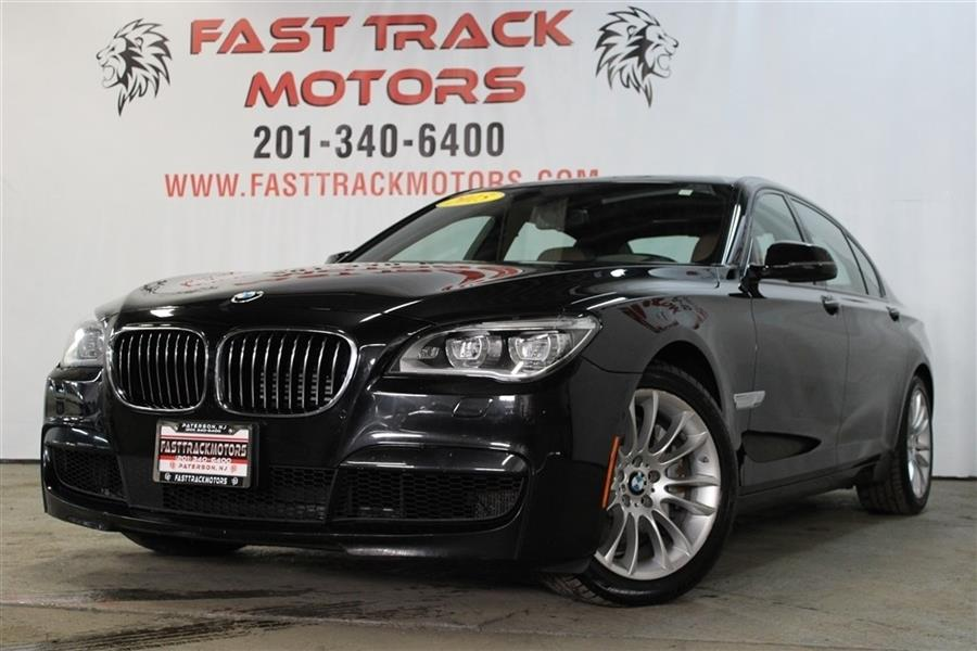 Used 2015 BMW 750 in Paterson, New Jersey | Fast Track Motors. Paterson, New Jersey