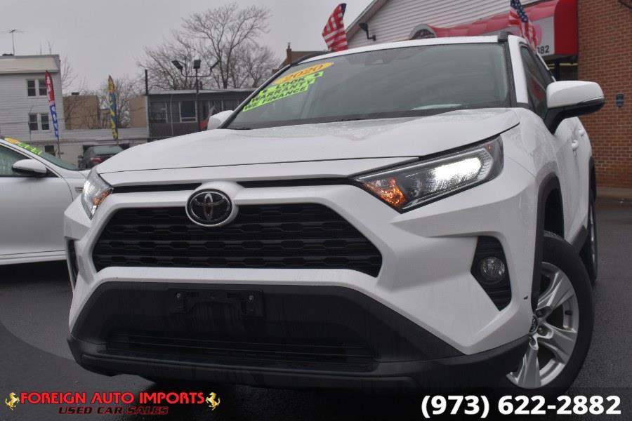 Used Toyota RAV4 XLE AWD (Natl) 2020 | Foreign Auto Imports. Irvington, New Jersey