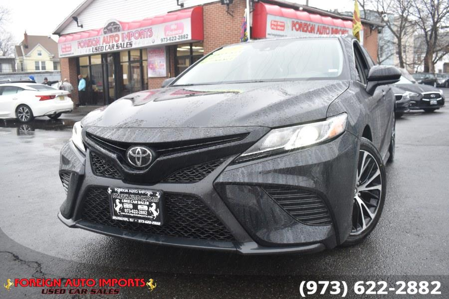 Used 2020 Toyota Camry in Irvington, New Jersey | Foreign Auto Imports. Irvington, New Jersey