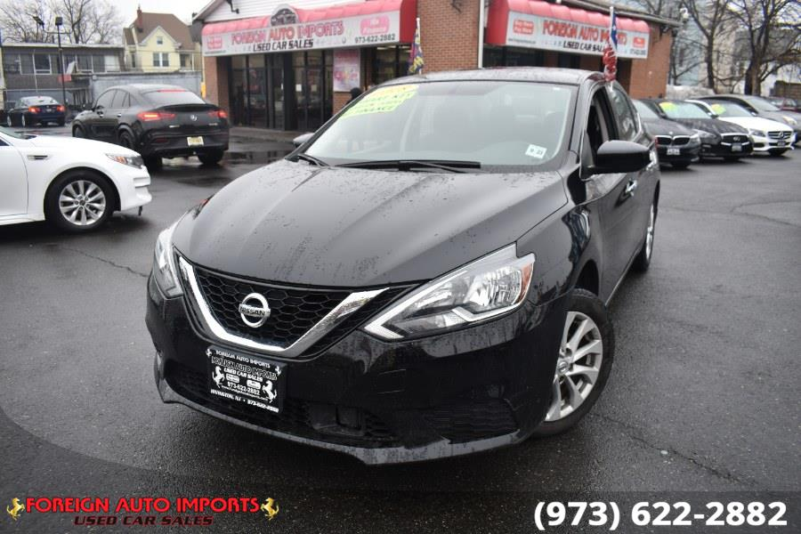 Used 2018 Nissan Sentra in Irvington, New Jersey | Foreign Auto Imports. Irvington, New Jersey