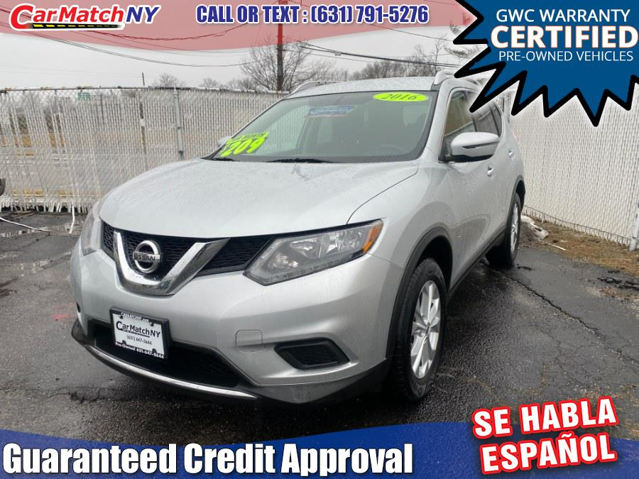 Used 2016 Nissan Rogue in Bayshore, New York | Carmatch NY. Bayshore, New York
