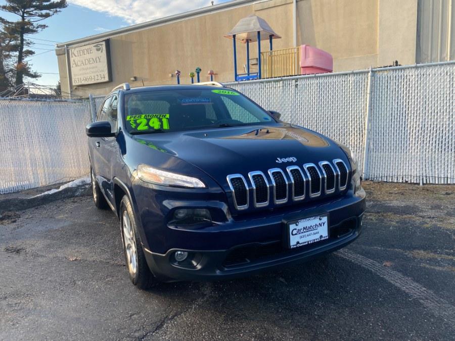 Used 2016 Jeep Cherokee in Bayshore, New York | Carmatch NY. Bayshore, New York