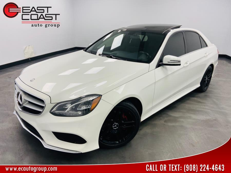 Used 2016 Mercedes-Benz E-Class in Linden, New Jersey | East Coast Auto Group. Linden, New Jersey