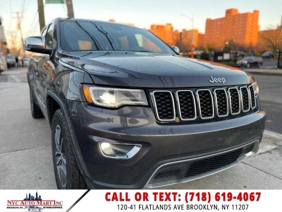 Used 2018 Jeep Grand Cherokee in Brooklyn, New York | NYC Automart Inc. Brooklyn, New York