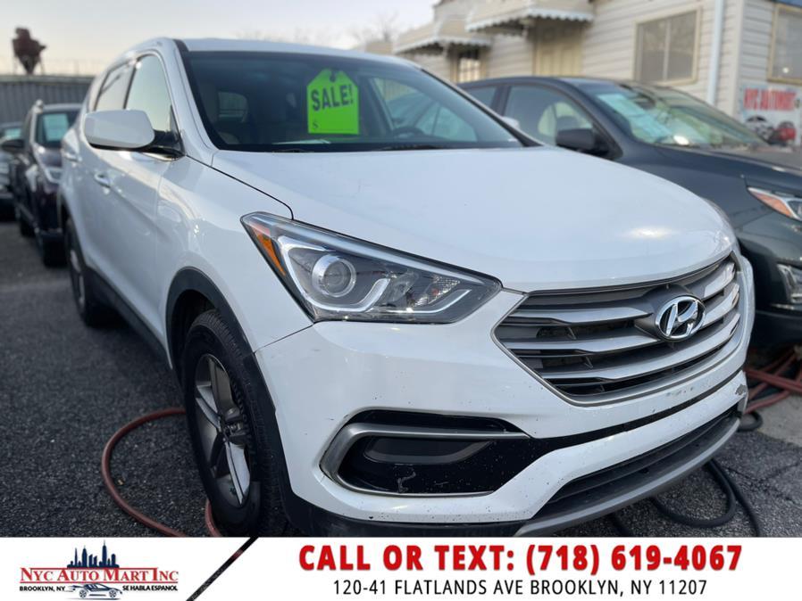 Used 2017 Hyundai Santa Fe Sport in Brooklyn, New York | NYC Automart Inc. Brooklyn, New York