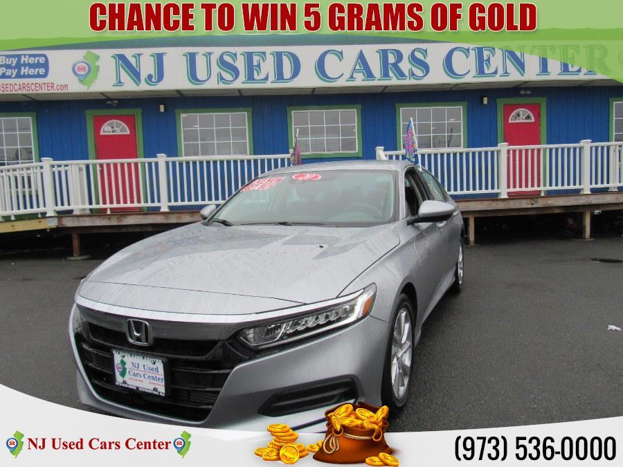 Used 2020 Honda Accord Sedan in Irvington, New Jersey | NJ Used Cars Center. Irvington, New Jersey