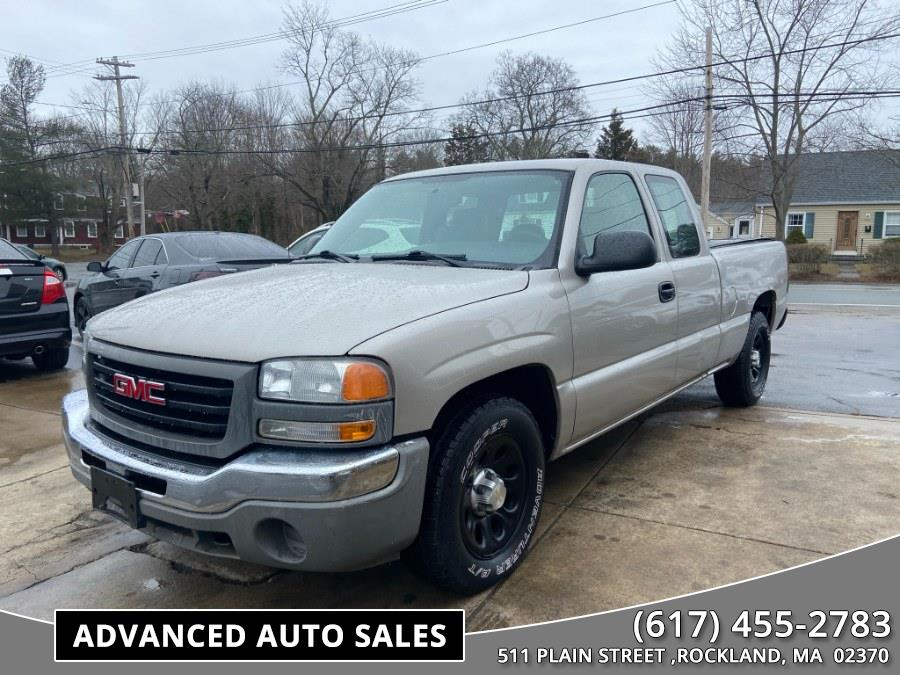 Used 2007 GMC Sierra 1500 Classic in Rockland, Massachusetts | Advanced Auto Sales. Rockland, Massachusetts