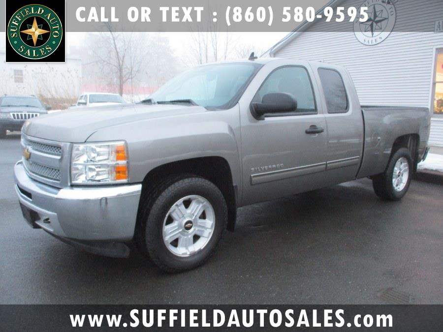 Used 2013 Chevrolet Silverado 1500 in Suffield, Connecticut | Suffield Auto Sales. Suffield, Connecticut
