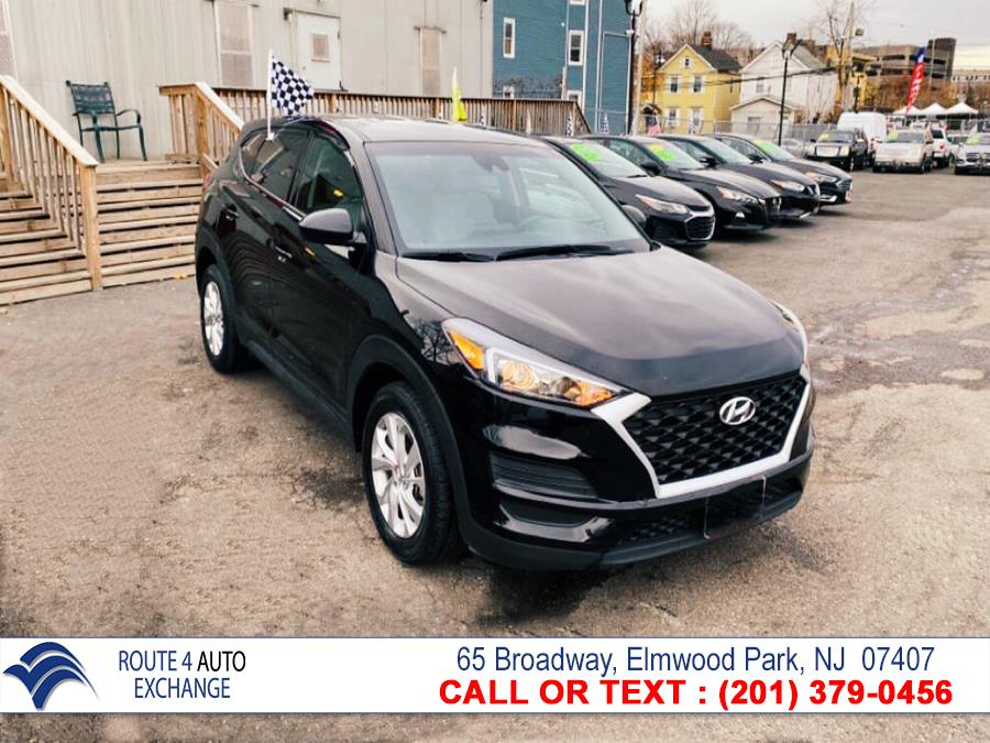 Used Hyundai Tucson SE FWD 2019 | Route 4 Auto Exchange. Elmwood Park, New Jersey