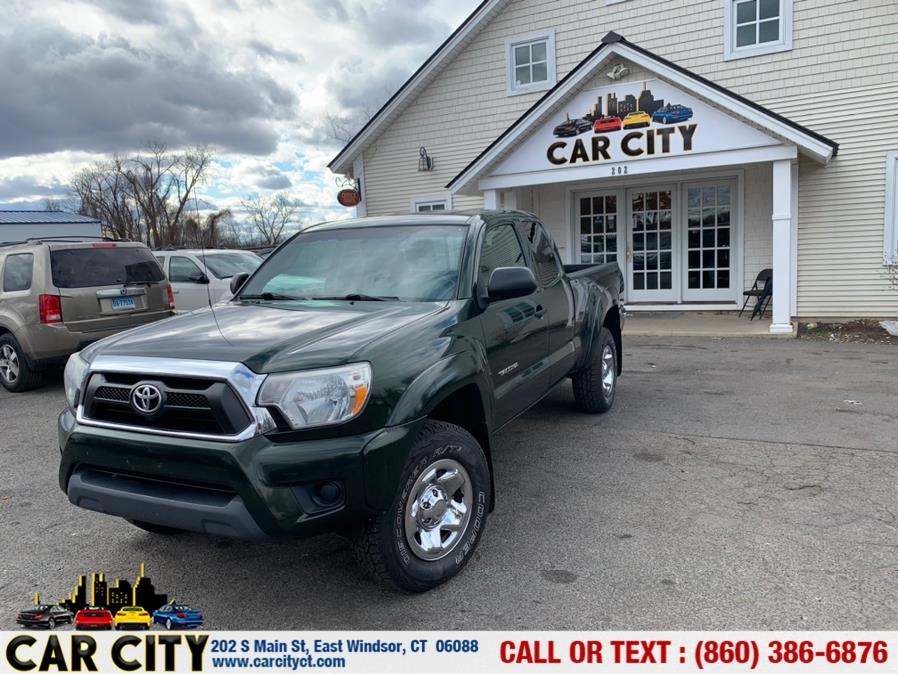 Used Toyota Tacoma 4WD Access Cab I4 AT (Natl) 2012 | Car City LLC. East Windsor, Connecticut