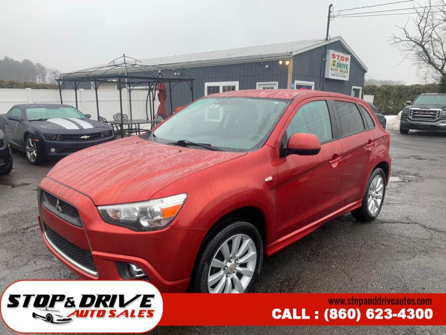 Used 2011 Mitsubishi Outlander Sport in East Windsor, Connecticut | Stop & Drive Auto Sales. East Windsor, Connecticut
