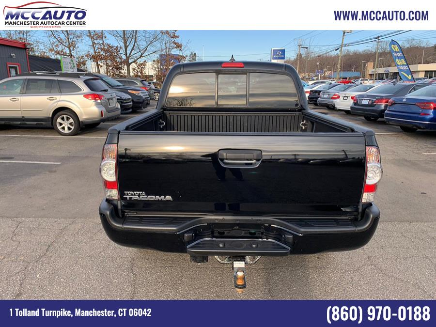 Used Toyota Tacoma 4WD Double Cab V6 AT (Natl) 2012 | Manchester Autocar Center. Manchester, Connecticut