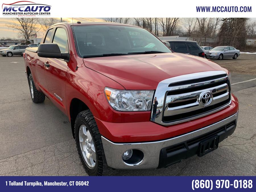 Used Toyota Tundra 4WD Truck Double Cab 4.6L V8 6-Spd AT (Natl) 2013   Manchester Autocar Center. Manchester, Connecticut