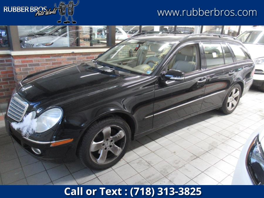 Used Mercedes-Benz E-Class 4dr Wgn 3.5L 4MATIC 2007 | Rubber Bros Auto World. Brooklyn, New York