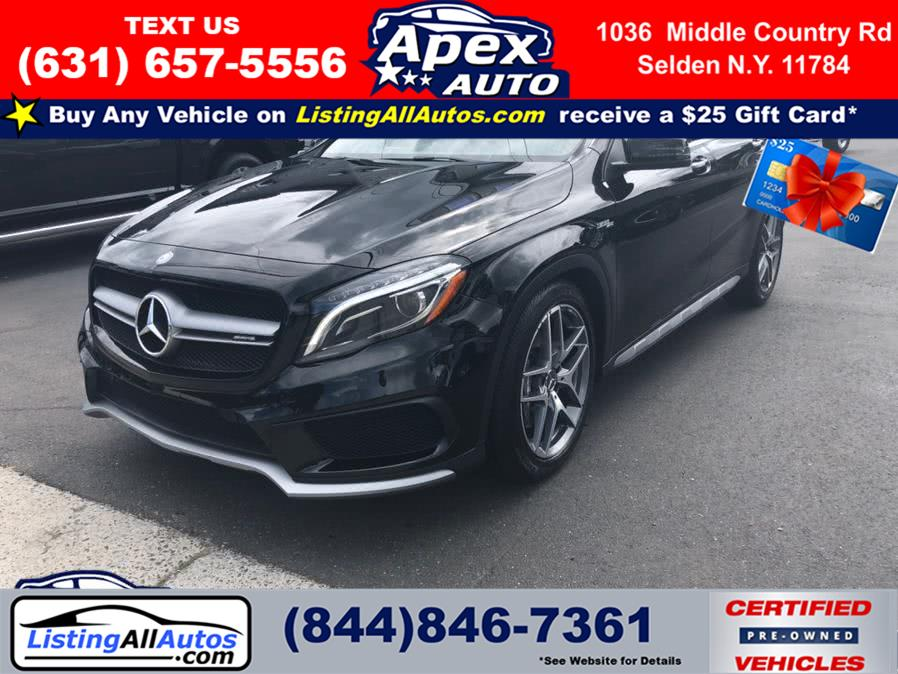 Used 2015 Mercedes-Benz GLA-Class in Patchogue, New York | www.ListingAllAutos.com. Patchogue, New York