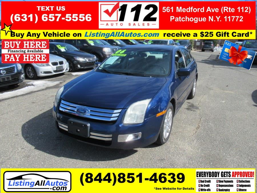 Used Ford Fusion 4dr Sdn V6 SEL 2006 | www.ListingAllAutos.com. Patchogue, New York