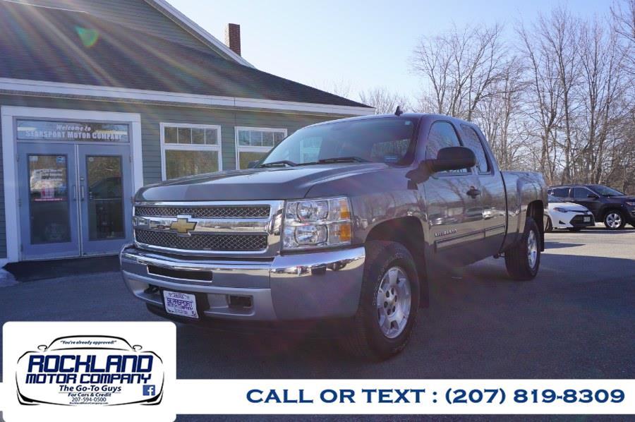 Used 2012 Chevrolet Silverado 1500 in Rockland, Maine | Rockland Motor Company. Rockland, Maine