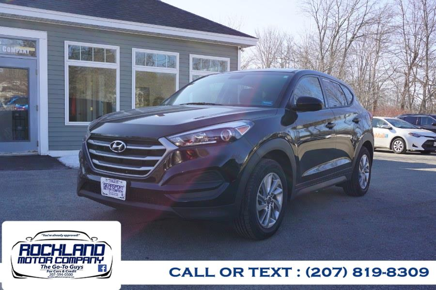 Used 2018 Hyundai Tucson in Rockland, Maine | Rockland Motor Company. Rockland, Maine