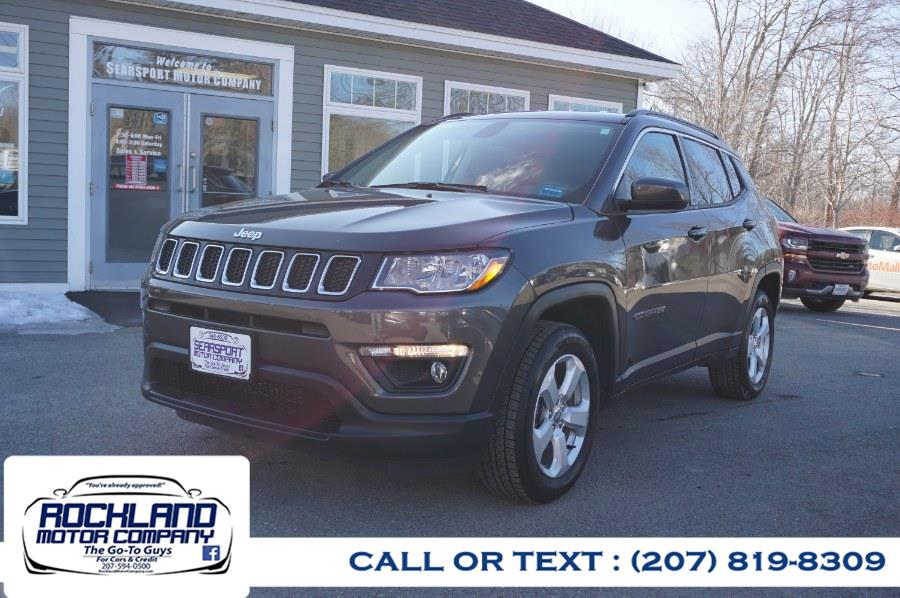 Used 2018 Jeep Compass in Rockland, Maine | Rockland Motor Company. Rockland, Maine