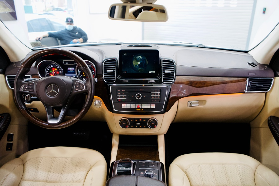 Used Mercedes-Benz GLS GLS 450 4MATIC SUV 2017 | C Rich Cars. Franklin Square, New York