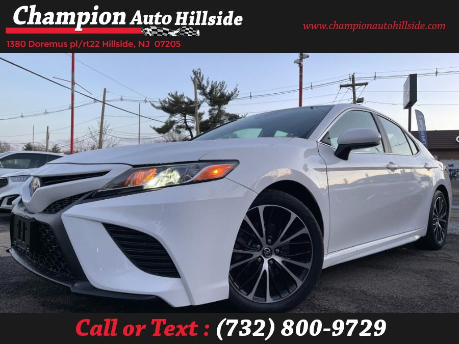 Used 2019 Toyota Camry in Hillside, New Jersey | Champion Auto Hillside. Hillside, New Jersey