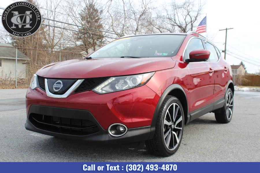 Used Nissan Rogue Sport AWD S 2019 | Morsi Automotive Corp. New Castle, Delaware