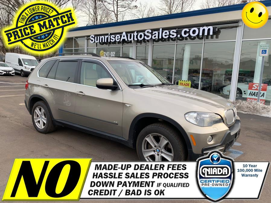 Used BMW X5 AWD 4dr 4.8i 2008 | Sunrise Auto Sales of Elmont. Elmont, New York