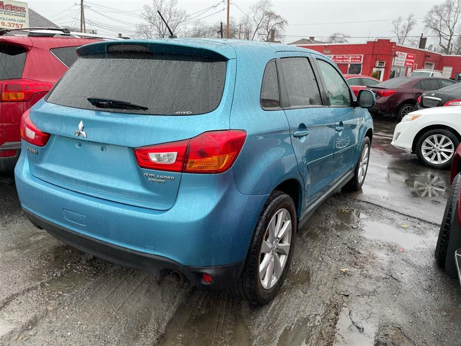 Used Mitsubishi Outlander Sport ES AWD 4dr Crossover 2014 | Mass Auto Exchange. Framingham, Massachusetts