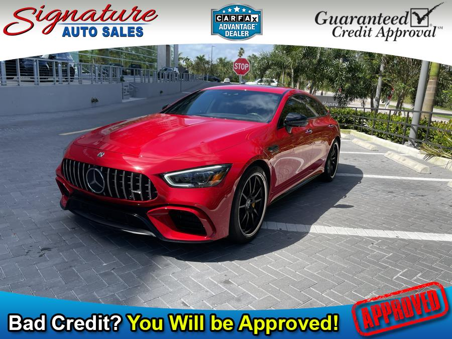 Used 2019 Mercedes-Benz AMG GT in Franklin Square, New York | Signature Auto Sales. Franklin Square, New York