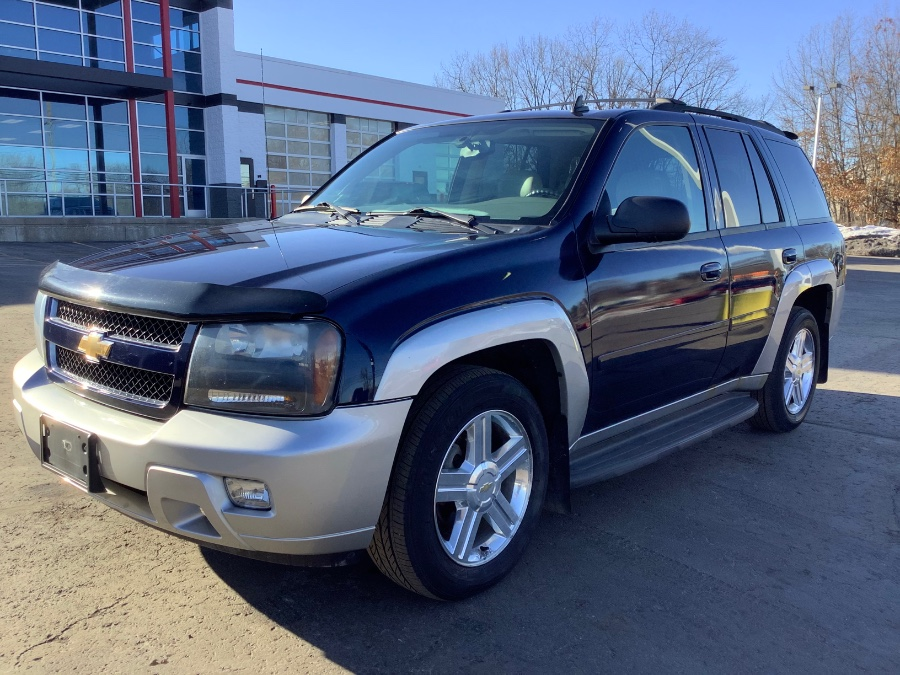 Used 2008 Chevrolet TrailBlazer in Ortonville, Michigan   Marsh Auto Sales LLC. Ortonville, Michigan