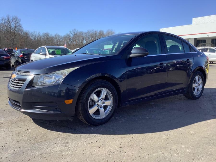 Used 2013 Chevrolet Cruze in Ortonville, Michigan   Marsh Auto Sales LLC. Ortonville, Michigan