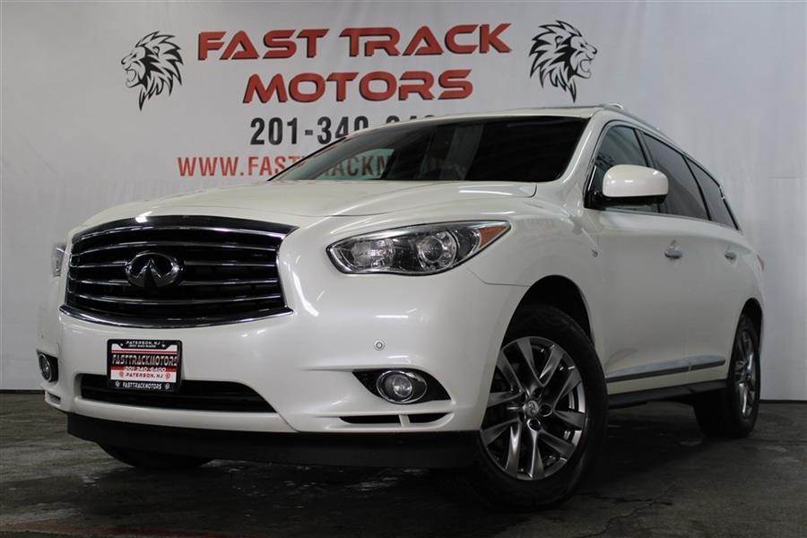 Used Infiniti Qx60  2015 | Fast Track Motors. Paterson, New Jersey