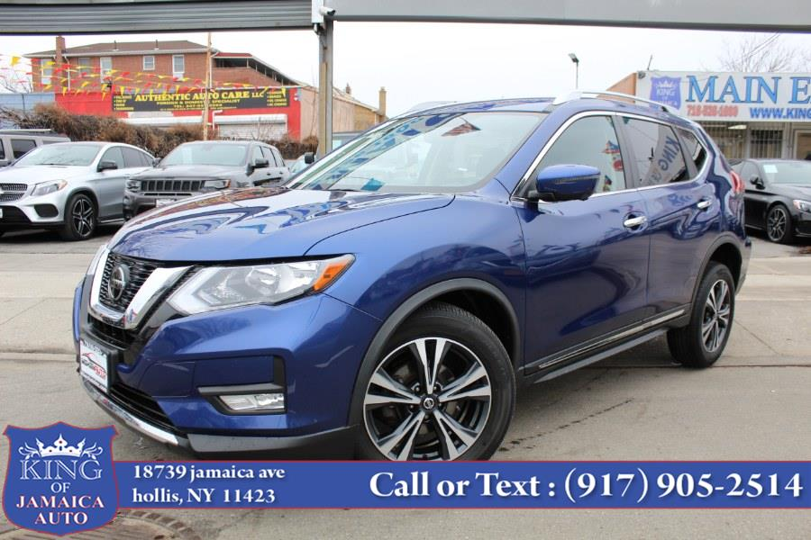 Used Nissan Rogue AWD SL 2018 | King of Jamaica Auto Inc. Hollis, New York