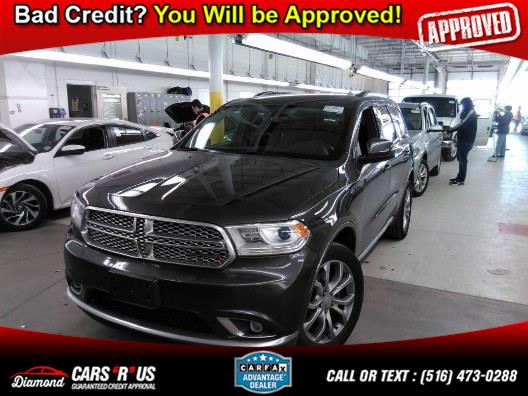 Used 2018 Dodge Durango in Franklin Square, New York | Diamond Cars R Us Inc. Franklin Square, New York