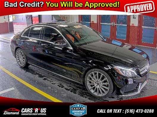 Used 2017 Mercedes-Benz C-Class ///AMG Package in Franklin Square, New York | Diamond Cars R Us Inc. Franklin Square, New York
