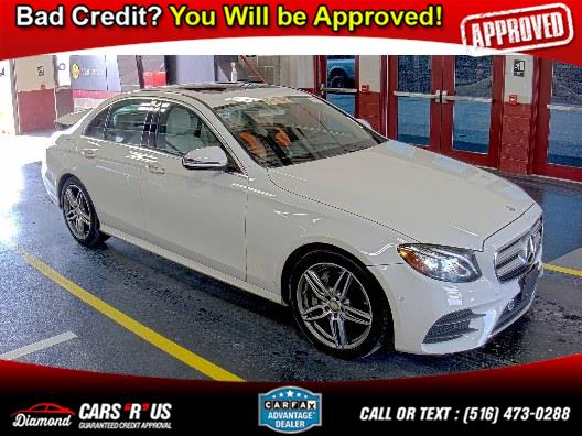 Used 2017 Mercedes-Benz E-Class ///AMG Package in Franklin Square, New York | Diamond Cars R Us Inc. Franklin Square, New York