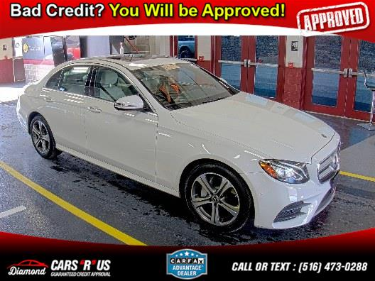 Used 2017 Mercedes-Benz E-Class in Franklin Square, New York | Diamond Cars R Us Inc. Franklin Square, New York