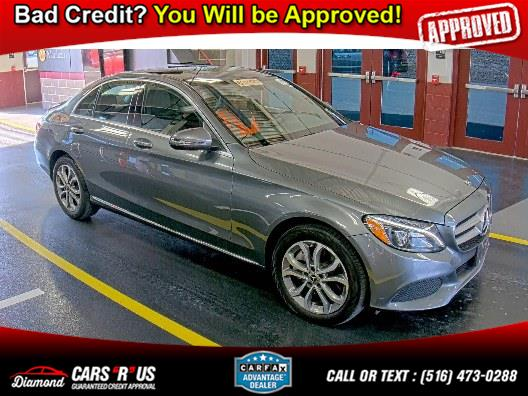 Used 2018 Mercedes-Benz C-Class in Franklin Square, New York | Diamond Cars R Us Inc. Franklin Square, New York