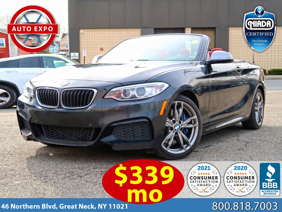 Used BMW 2 Series M240i 2017 | Auto Expo Ent Inc.. Great Neck, New York