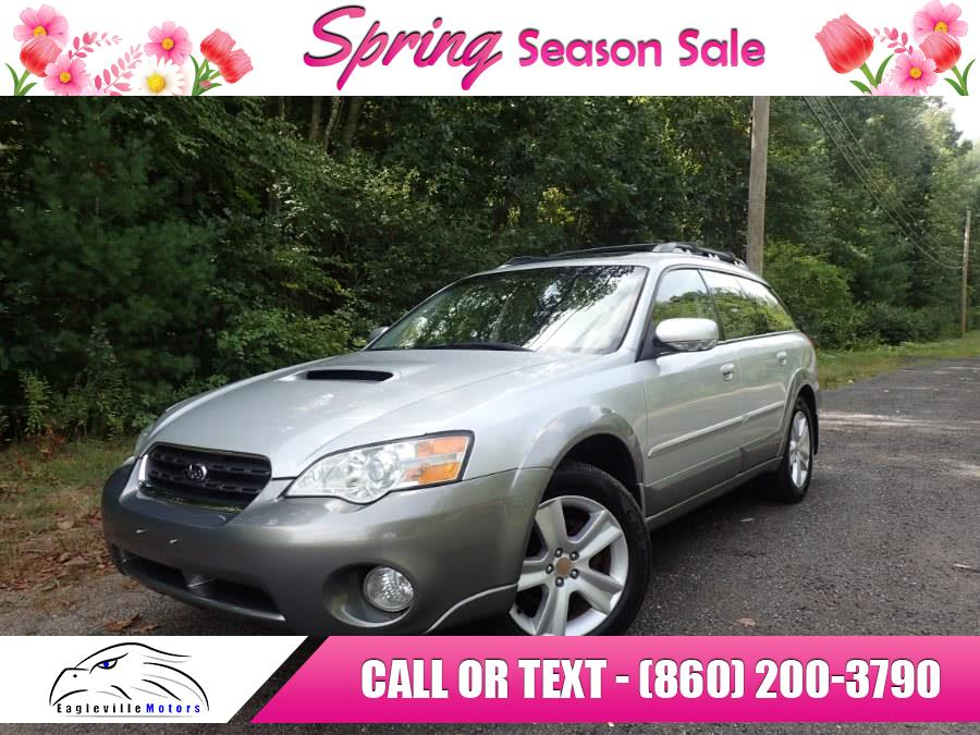 Used 2006 Subaru Legacy Wagon in Storrs, Connecticut | Eagleville Motors. Storrs, Connecticut