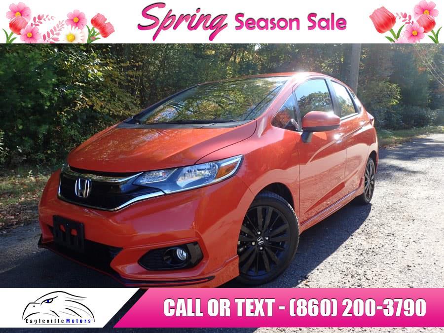 Used 2018 Honda Fit in Storrs, Connecticut | Eagleville Motors. Storrs, Connecticut