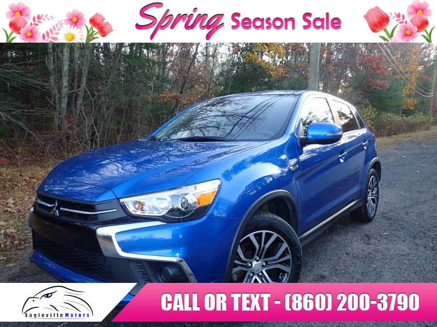 Used 2018 Mitsubishi Outlander Sport in Storrs, Connecticut | Eagleville Motors. Storrs, Connecticut