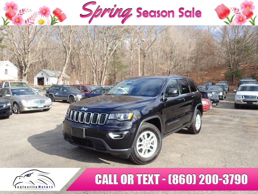 Used 2018 Jeep Grand Cherokee in Storrs, Connecticut | Eagleville Motors. Storrs, Connecticut