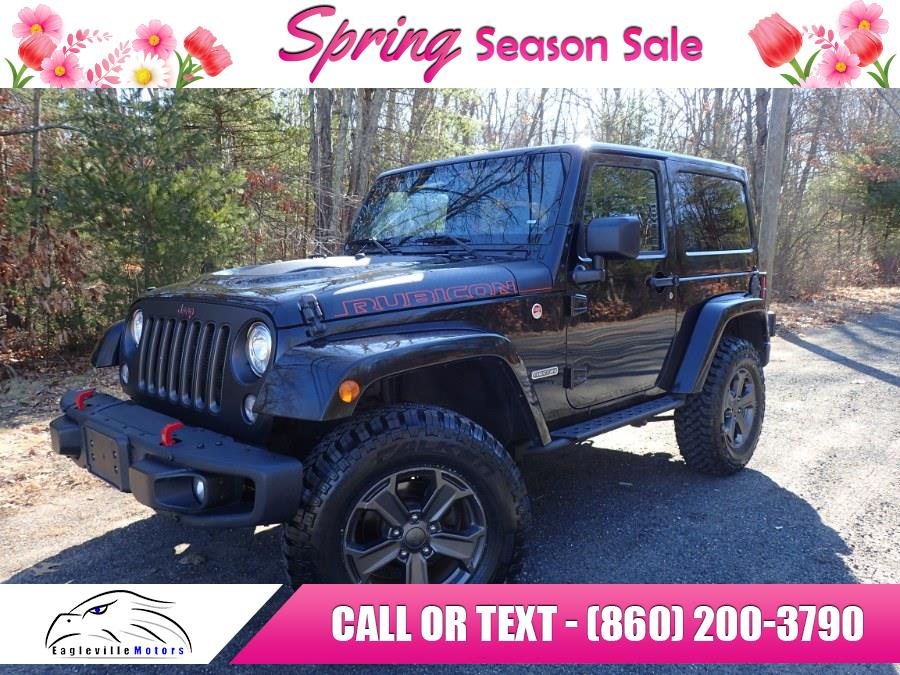Used Jeep Wrangler Rubicon Recon 4x4 2017 | Eagleville Motors. Storrs, Connecticut
