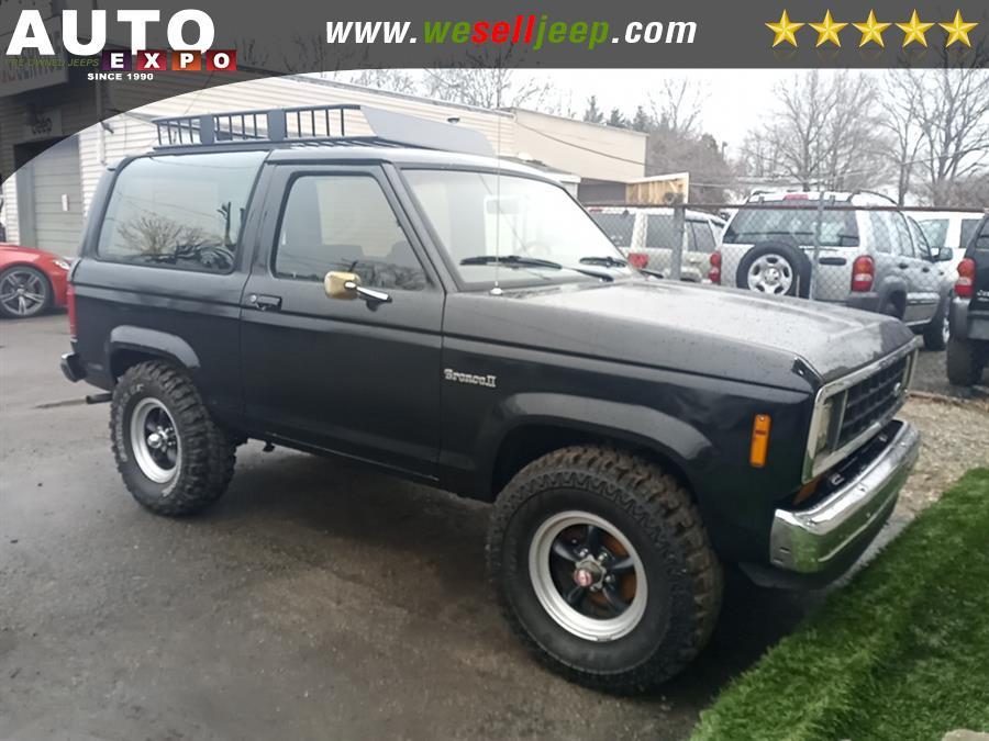 Used 1987 Ford Bronco II in Huntington, New York | Auto Expo. Huntington, New York