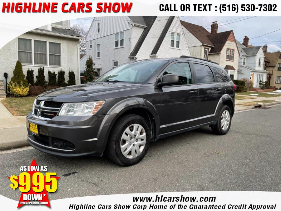Used 2017 Dodge Journey in West Hempstead, New York | Highline Cars Show Corp. West Hempstead, New York
