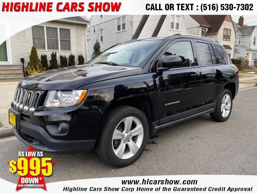 Used 2013 Jeep Compass in West Hempstead, New York | Highline Cars Show Corp. West Hempstead, New York