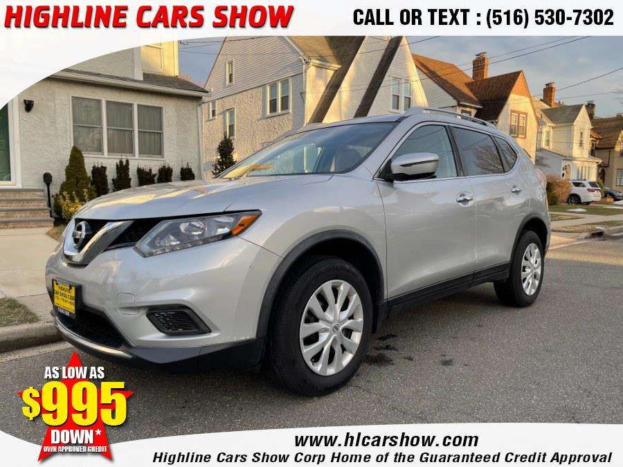 Used 2016 Nissan Rogue in West Hempstead, New York | Highline Cars Show Corp. West Hempstead, New York