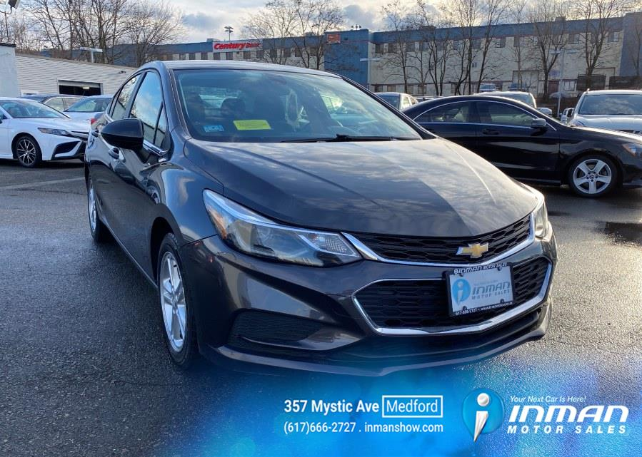 Used Chevrolet Cruze 4dr Sdn Auto LT 2016 | Inman Motors Sales. Medford, Massachusetts